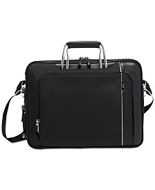 Tumi Men's Hannover Slim Briefcase