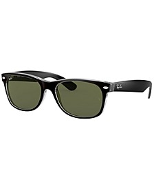 Sunglasses, RB2132 NEW WAYFARER COLOR MIX