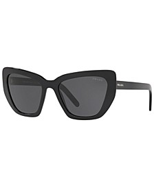 Sunglasses, PR 08VS 55