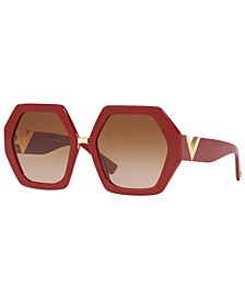 Sunglasses, VA4053 57
