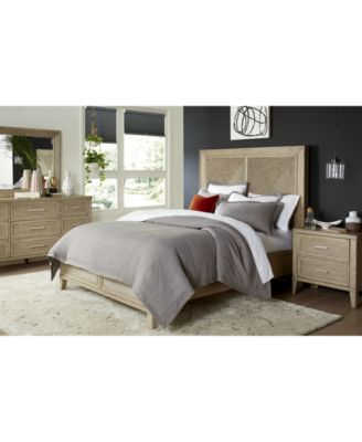 CLOSEOUT! Beckley King Bed, Created for Macy's
