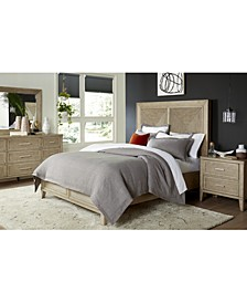Beckley Bedroom 3-Pc. Set (Queen Bed, Nightstand & Dresser), Created for Macy's
