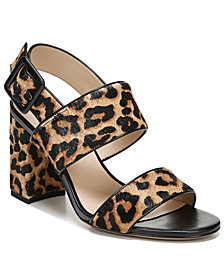 Franco Sarto Fidelma Buckle Sandals