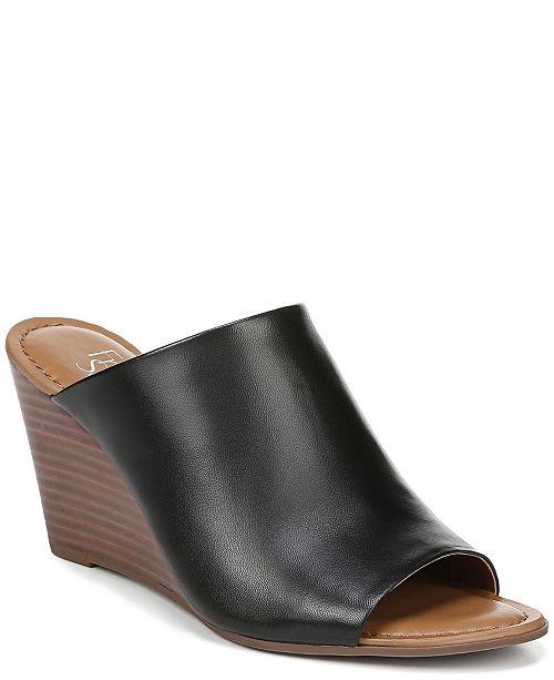 b6682c5eb66 Franco Sarto Yasmina Wedge Sandals  Franco Sarto Yasmina Wedge Sandals ...