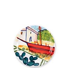 Vietri Portofino Salad Plate