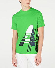 "A X Armani Exchange Men's Dashed ""Logo Graphic T-Shirt"