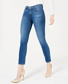 Hudson Jeans Nico Cigarette Skinny Jeans