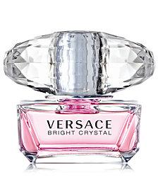 Versace Bright Crystal Eau de Toilette, 1.7 oz