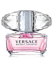 Versace Bright Crystal Eau de Toilette, 1.7 oz