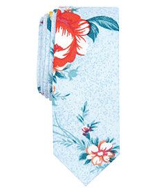 Original Penguin Men's Marino Floral Skinny Tie