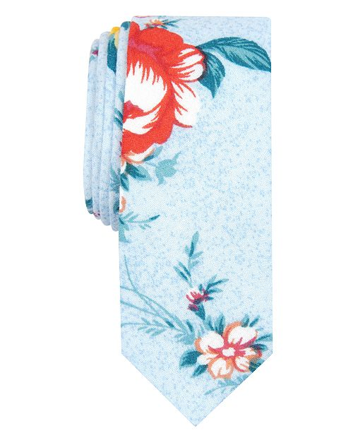 Men Blue d'origine Penguin et hommes Squares Marino Cravate hommes Cravates pour Pocket motifs floraux pour 4jARq53L