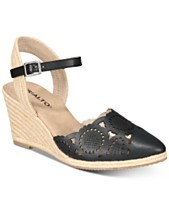 4c8491fca63a Rialto Coya Espadrille Wedge Sandals