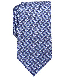 Perry Ellis Men's Hargitay Mini Tie