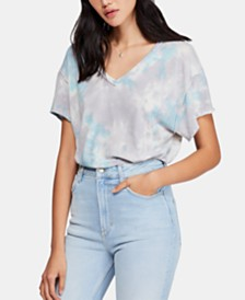 Free People All Mine Tie-Dyed T-Shirt