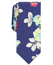 Men's Vinton Floral Skinny Tie