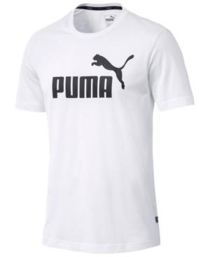 Puma Tops MEN'S LOGO T-SHIRT