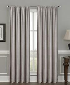 "Silk+Home Luxury Room Darkening Rod Pocket Single Curtain Panel 52""x84"""