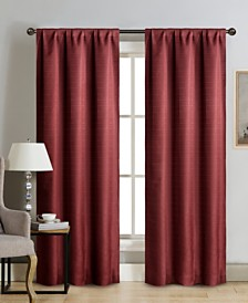 "Sun+Block Blackout Curtain Panel Pair 42""x84"""