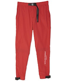 WeSC Men's Superlative Conspiracy Jogger Pants