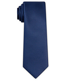 Tallia Men's Dot Print Slim Tie