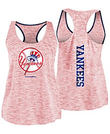 Women's New York Yankees Space Dye Tank