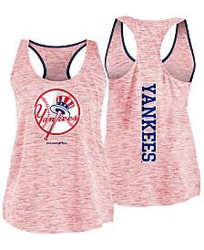 '47 Brand Women's New York Yankees Space Dye Tank