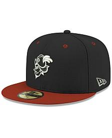 New Era Albuquerque Dukes Dukes Custom 59FIFTY-FITTED Cap