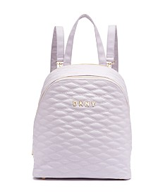 """DKNY Allure 14"""" Quilted Backpack, Created for Macy's"""