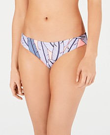 Body Glove Reversible Printed Eclipse Surf Rider Bikini Bottoms