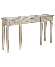 Marais Mirrored Console Table
