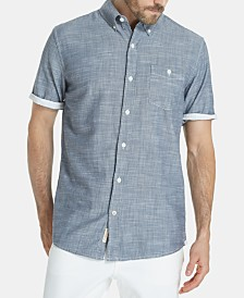 Weatherproof Vintage Men's Chambray Shirt