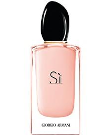 Sì Fiori Eau de Parfum Spray, 3.4-oz.