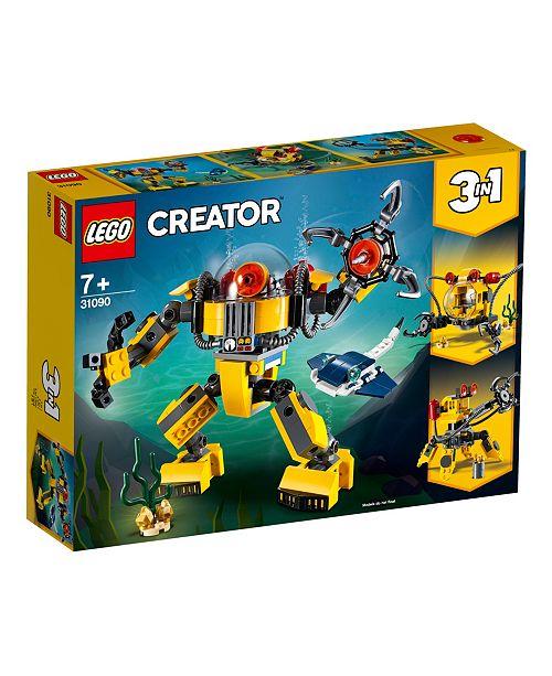 44ac8c7b6caf4 LEGO reg  Underwater Robot 31090  LEGO reg  Underwater Robot ...