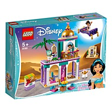 Aladdin and Jasmine's Palace Adventures 41161