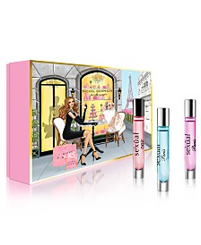 Receive a Complimentary 3-Pc. gift with any $100 purchase from the Michel Germain Women's fragrance collection