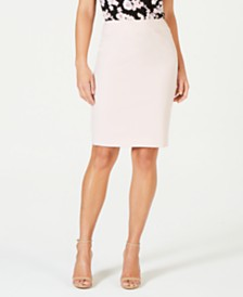 Nine West Slim Stretch Skirt