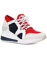 f20c8a9d0c9a MICHAEL Michael Kors Liv Trainer Sneakers