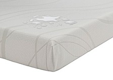 "Beautysleep Kids Rockport 6"" Memory Foam Mattress - Twin, Mattress in a Box"