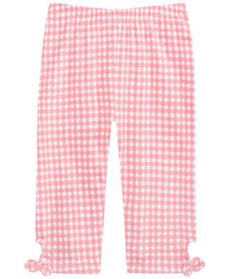 Baby Girls Capri Pants, Created for Macy's