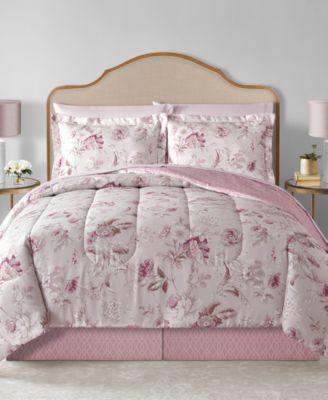 Lauren Reversible 6-Pc. Twin Comforter Set