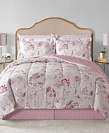 Lauren Reversible 8-Pc. Comforter Sets