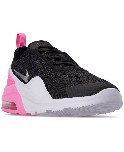 4a4cda84c4514 Nike Little Girls  Air Max Motion 2 Casual Sneakers from Finish Line ...