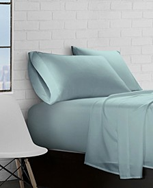 Super Soft Triple Brushed Microfiber 4-Piece Sheet Set - King