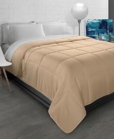 All-Season Soft Brushed Microfiber Down-Alternative Comforter - King