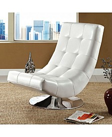 Contemporary Style Swivel Chair