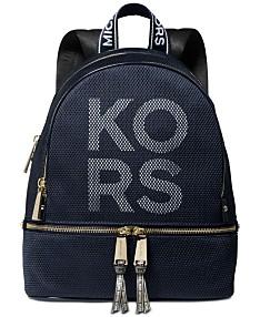 96bda66878c MICHAEL Michael Kors Rhea Zip Backpack