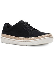 Clarks Collection Women's Marie Mist Espadrille Sneakers