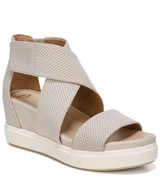 Sheena Platform Wedge Sandals