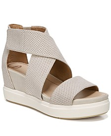 Dr. Scholl's Women's Sheena Platform Wedge Sandals