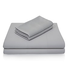 Woven Rayon from Bamboo Split California King Sheet Set